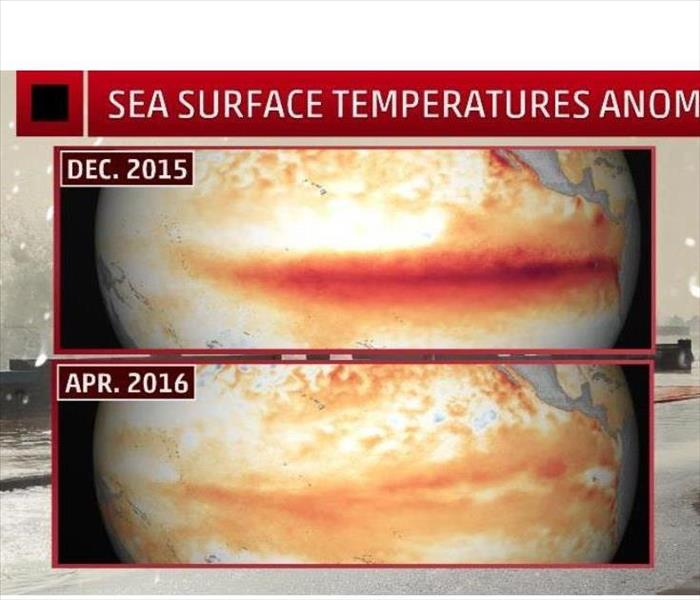 Community SERVPRO North Oceanside: San Diego,  El Niño 75% Likely to Become La Niña By Fall or Winter, NOAA Says