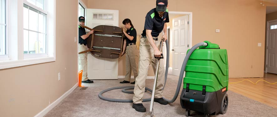 Oceanside, CA residential restoration cleaning